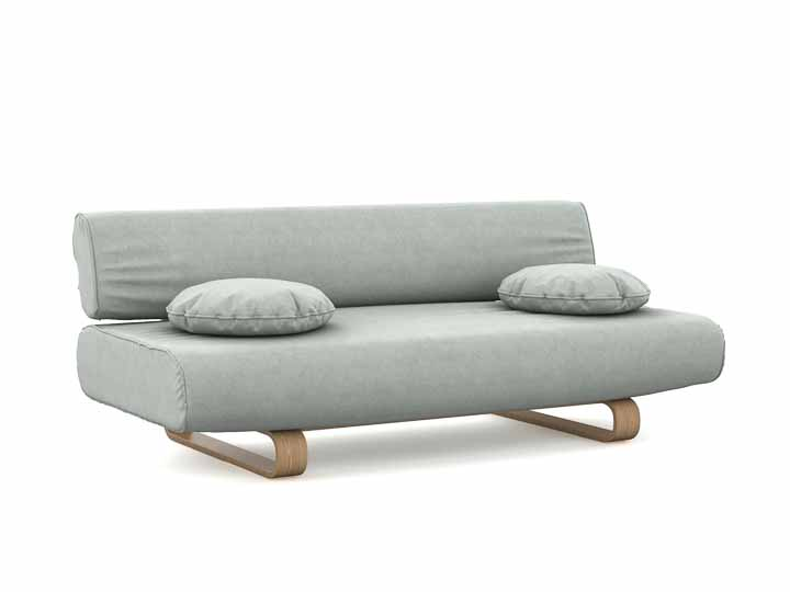 Allerum sofa bed cover