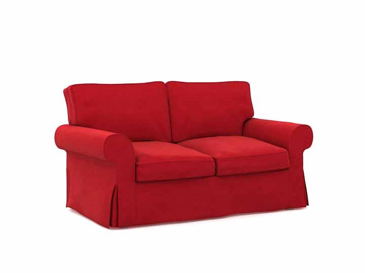 Ikea Sofa Rot ~ Ikea sofa klippan für selbstabholer kalaydo