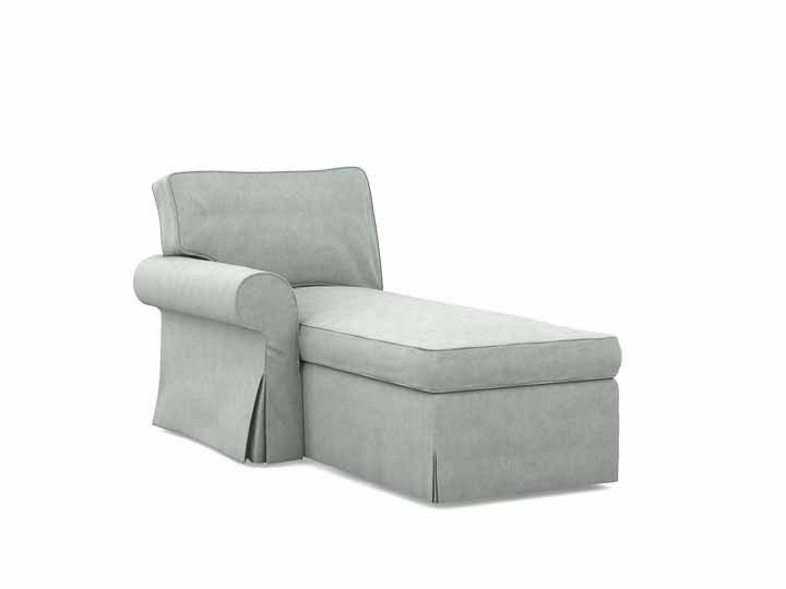 Ektorp chaise longue cover