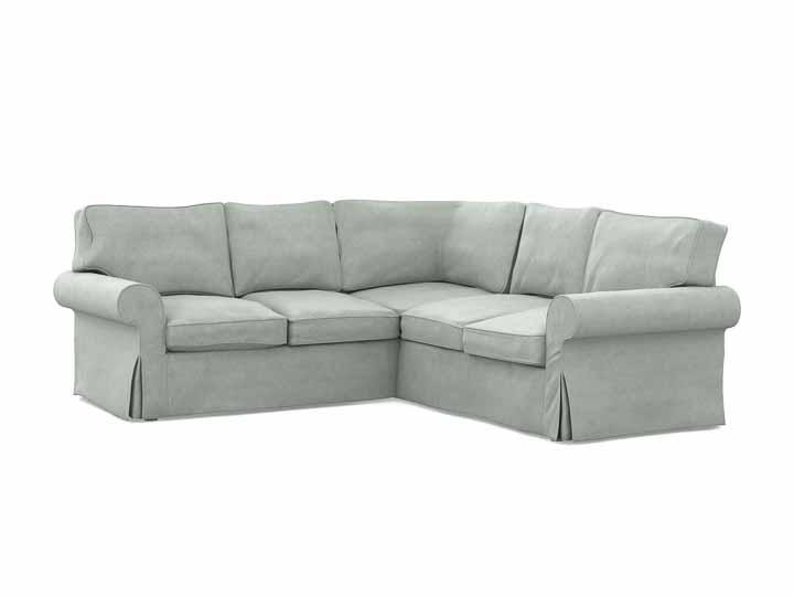 Ektorp pokrowiec  na sofę narożną