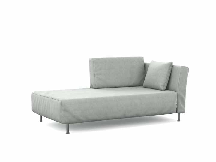 Falsterbo Chaise longue (1 armrest ) cover