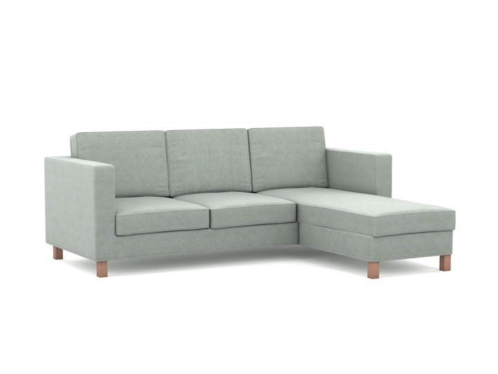 Karlanda 3-seater with Chaise lounge cover