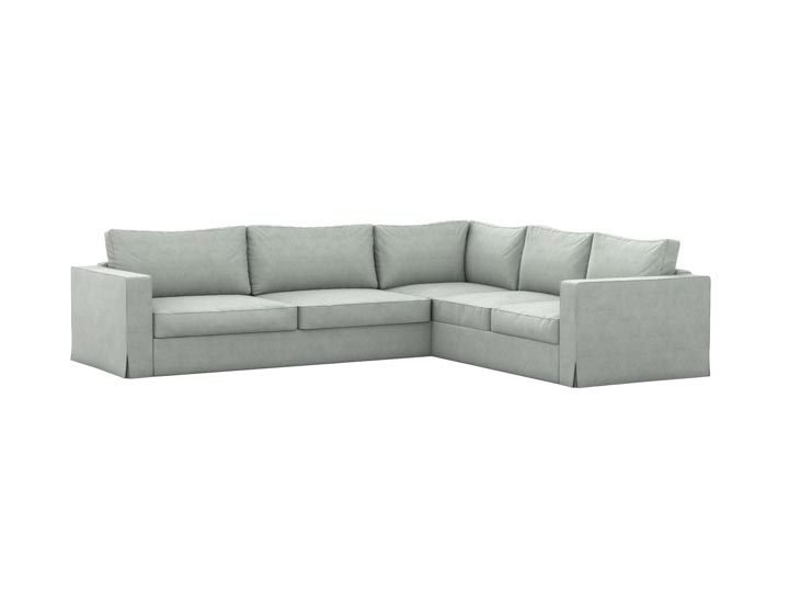 Karlstad 3+2-seater sofa cover