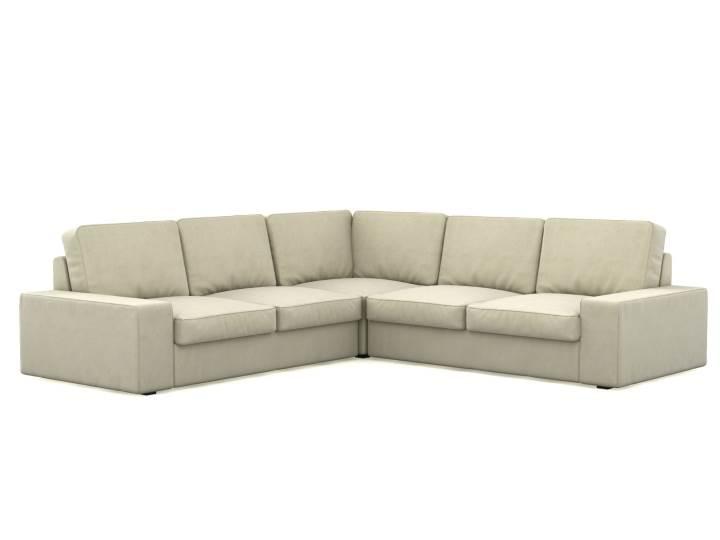 Kivik pokrowiec na sofę narożną 2+2 - osobową