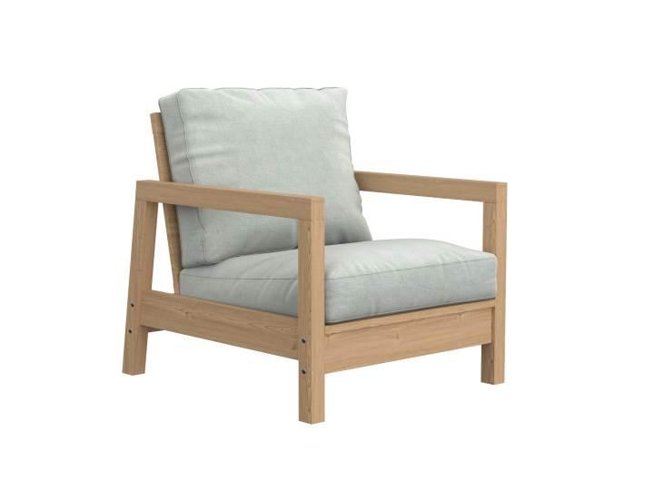 Lillberg pokrowiec na fotel
