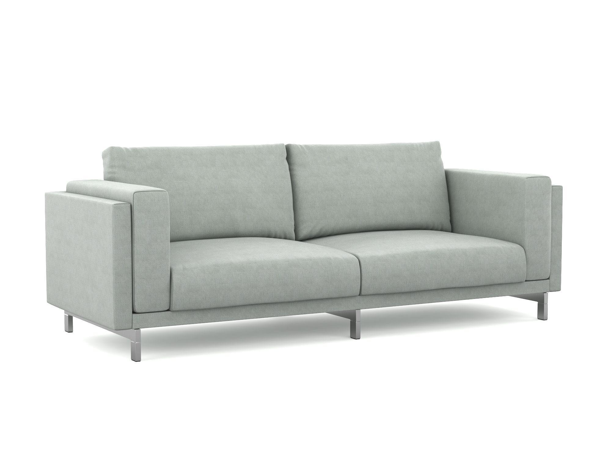 Your new IKEA Nockeby 3-seater sofa cover | vidian-design.com