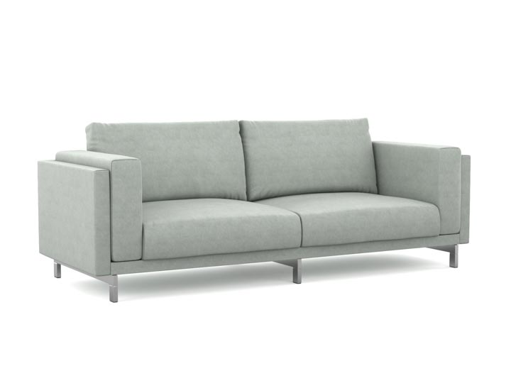 Nockeby 3-Sitzer Sofabezug