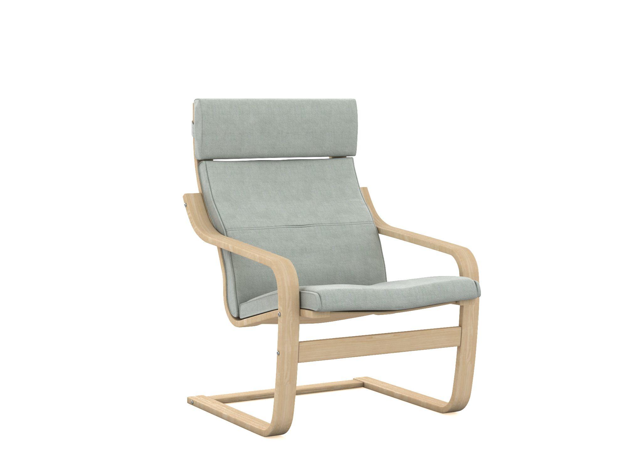 Pokrowiec na fotel Poang (2 wersja)