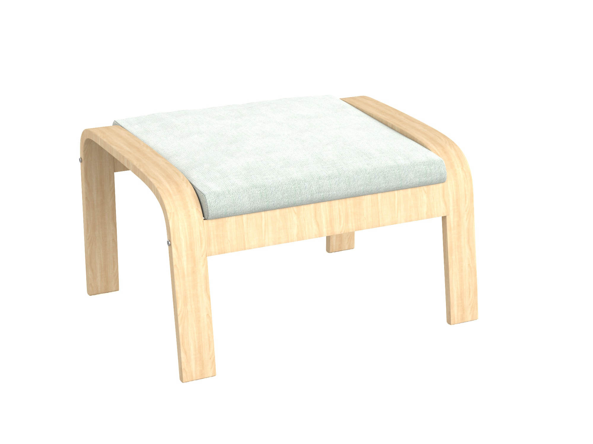 Poang stool cover