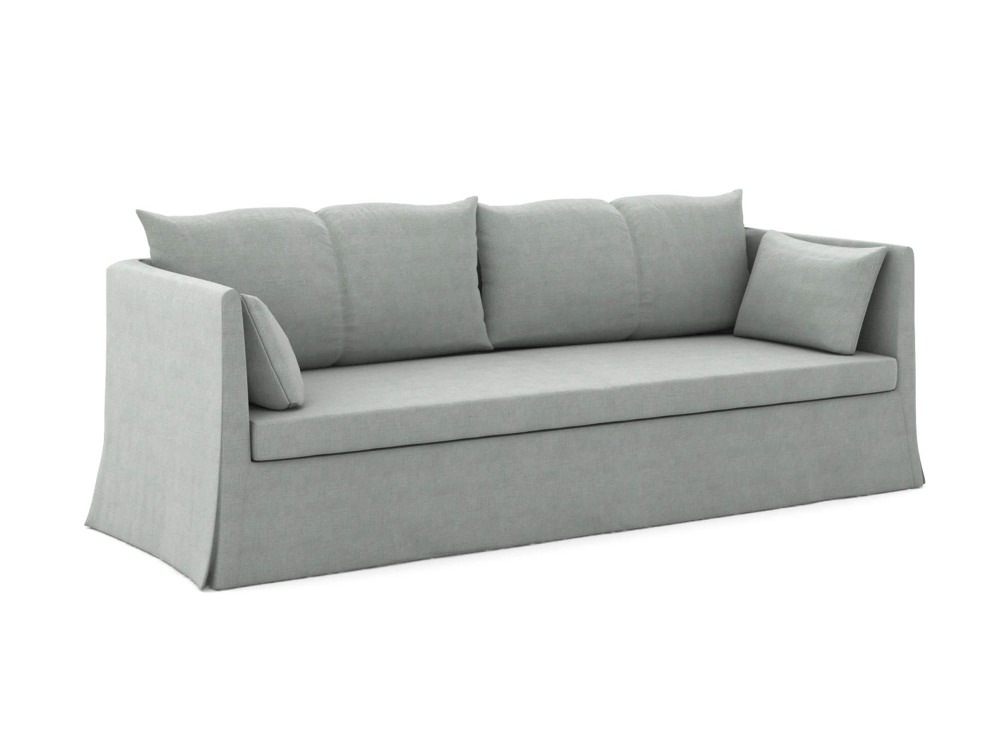 Sandbacken 3-seater sofa cover | vidian-design.com
