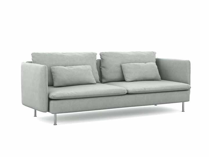 Söderhamn 3-Sitzer Sofabezug